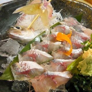新鮮で美味しい地魚を、リーズナブルにご提供しています☆