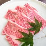 焼肉 充 - 料理写真:最高級和牛神戸牛が1590円