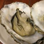 鈴徳 - 牡蠣のガンガン焼き