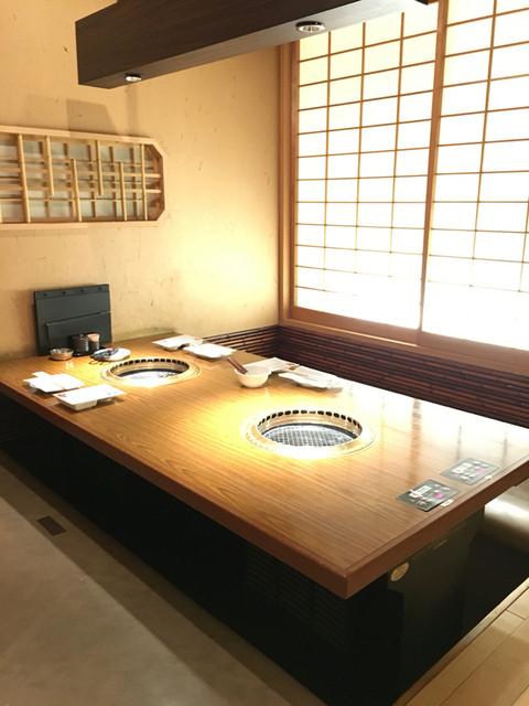 和 はなれ - 子連れに嬉しい、掘りごたつの完全個室☆