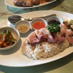 46211407 - 海南鶏飯セット 土日祝