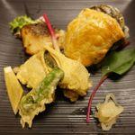 武雄センチュリーホテル - 料理写真:さざえパイ包み