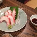 魚のうまい店 ひろちゃん - タコ刺し