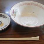 46213831 - 7分で完食しました。中華丼は更に多いとのことなので次は中華丼に挑戦したいです