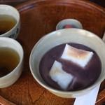 赤福 - 料理写真:赤福ゼンザイ
