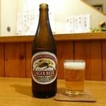 46216556 - 麒麟ラガービール中瓶