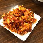 三竹寿 - 辛えび
