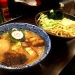 三竹寿 - 特製濃厚つけ麺