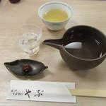 46217412 - 冷酒・そば味噌(2016/1)