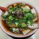 46218249 - チャーシュー麺
