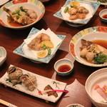 旅館 高島屋 - 料理写真:美味しい料理たち