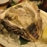 うまい鮨勘 - 岩牡蠣