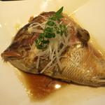 うまい鮨勘 - 真鯛兜煮