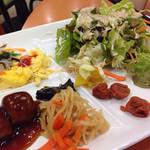 東横INN いわき駅前 - 大満足の朝食