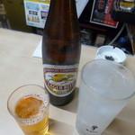 三笠屋酒店 - 瓶ビール・酎ハイ