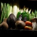 bar 松虎 - 炙りの野菜