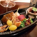 日本料理 百屋 - 12月の八寸