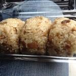 吉野鶏めし保存会 - 鶏めし 3個入り
