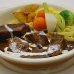 レストラン パステル - 料理写真:常陸牛のビーフシチュー