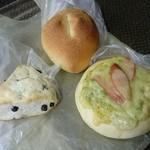 パン工房 ドルチェ・ビータ - 料理写真:ふかふかもっちり