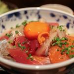 めしの助 - 海鮮丼☆