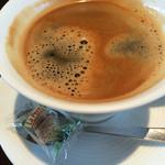 オリエンタルビーチ元町 - 食後のコーヒー