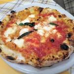 ベッラ・ナポリ - 料理写真:マルゲリータ