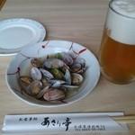 あさり亭 - 料理写真:あさり酒蒸し