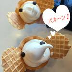 象の鼻カフェ - 濃厚でさっぱり~美味しいソフトクリーム