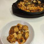 晴晴飯店 - 料理写真:麻婆豆腐