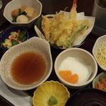天ぷら壹鐡 米蔵 - (2016/01/01)レディース定食
