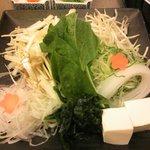 4623029 - しゃぶしゃぶの野菜