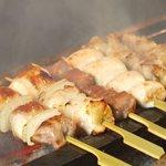 とりとうどんと元気な酒 はっぷう - 丹波産ブランド鶏を紀州備長炭で焼き上げる!!はっぷう看板メニュー!!