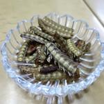 鰻専門店 愛川 - 骨煎餅