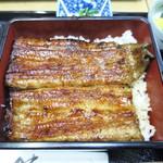 鰻専門店 愛川 - 鰻重