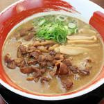 徳島ラーメン 麺王 - 料理写真: