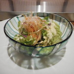46235533 - 野菜サラダは新鮮です