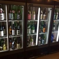 LITTLE SAKE SQUARE - この中の日本酒が飲み比べし放題