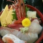 46238599 - ミニ海鮮丼