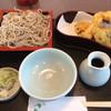 そばの里 ときわ - 料理写真:天セイロ蕎麦 1,490円