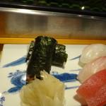 ふじ吉 - 寿司アップ2