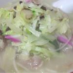 有華飯店 - 料理写真:超定番!「長崎のチャンポン」