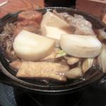 中村屋 - 肉豆腐
