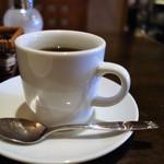 BACIO - ホットコーヒー(パスタ・デザートセット)