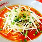 くるまやラーメン - 料理写真:四川風担々麺(あんかけ風) 700円