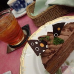 46243344 - チョコレートケーキ