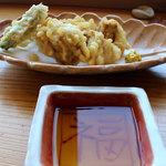 Murata 不生庵 - 大分名物冠地鶏の鳥天648円