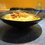 toushoumenunryuu - 台湾刀削麺