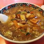 クォウライ - 料理写真:広東麺