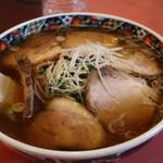 クォウライ - メンマチャーシュー麺
